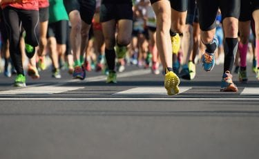 Deep RiverRock Belfast City Half Marathon
