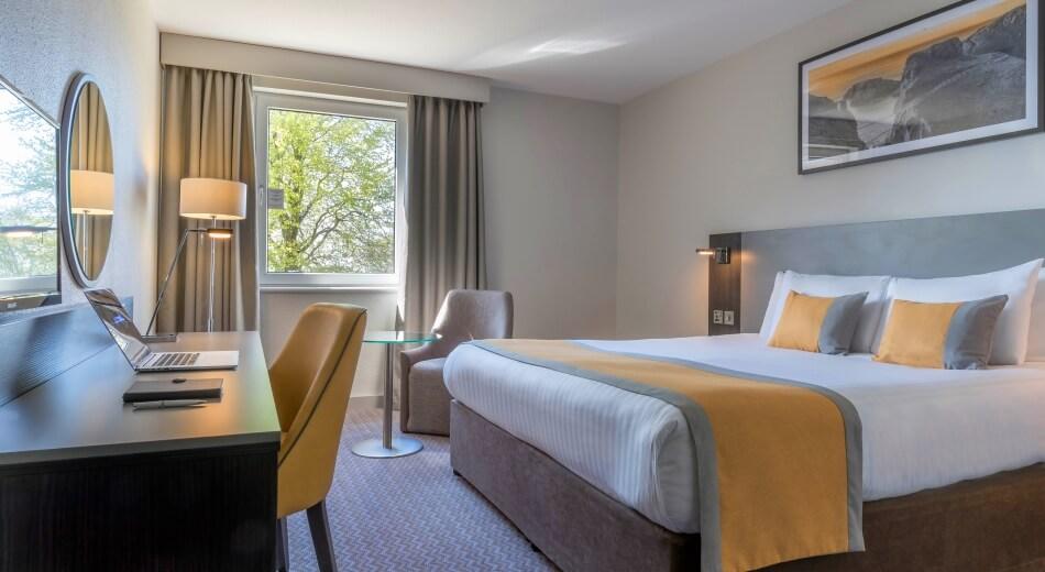 Hotel Double Room Belfast