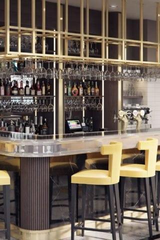 Residents Bar Maldron Hotel Kevin Street