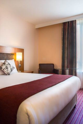 Dublin City Centre Hotel Double Room