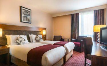 Dublin City Centre Hotel Twin Room