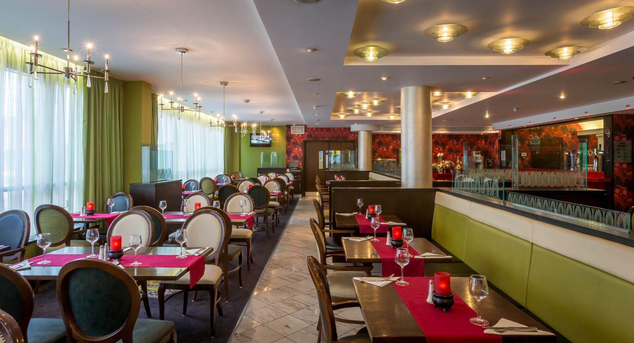 Restaurant in Maldron Hotel City Centre