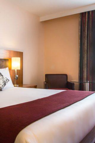 Standard Double Room in Dublin Hotel