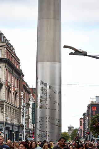The Spire Dublin City