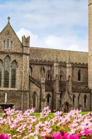 St. Patricks Cathedral Dublin City