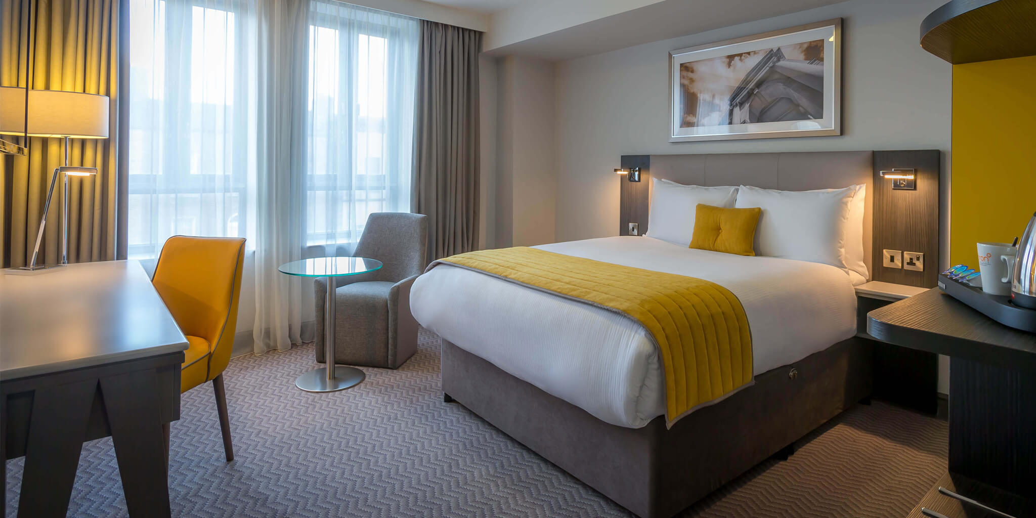 Rooms: Affordable Hotel Deals In Dublin City Centre