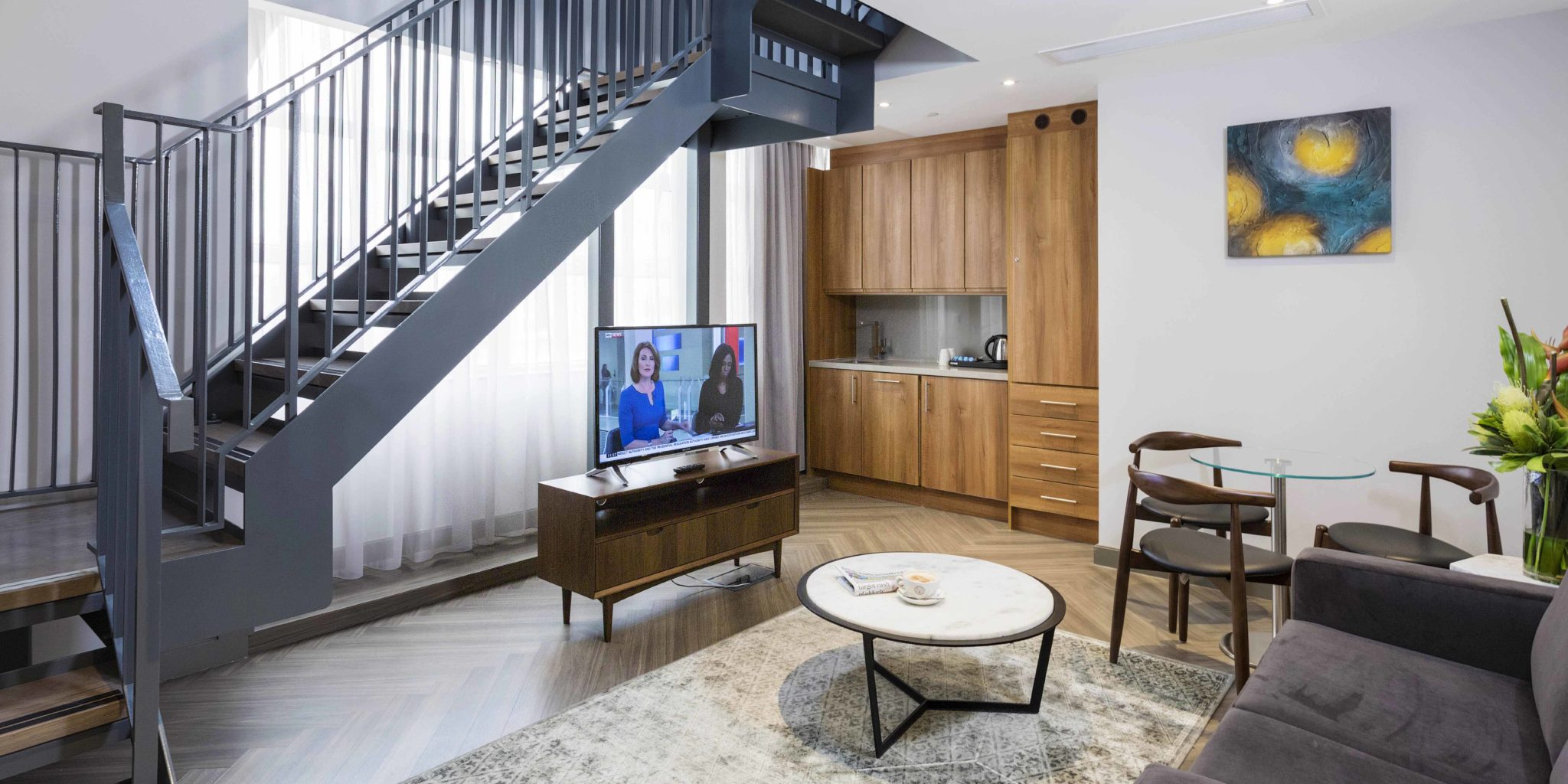 Book Dublin City Centre studio apartment accommodation