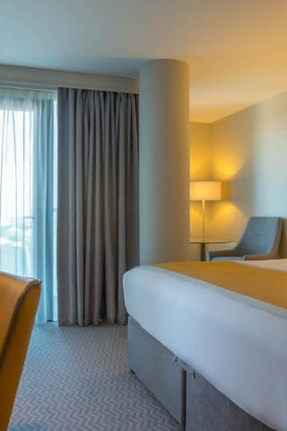 Comfortable Double Room at Maldron Hotel Smithfield