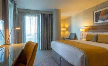 Comfortable Double Room at Maldron Hotel Smithfield