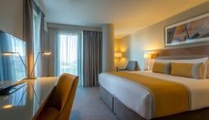 Comfortable Doubel Room at Maldron Hotel Smithfield