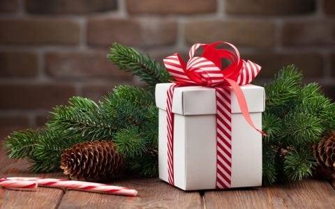 Lovely packed Christmas Gift