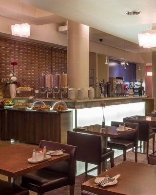 Grain & Grill Restaurant at Maldron Hotel Smithfield