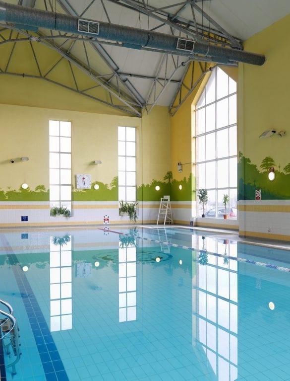 Maldron Hotel Oranmore Galway swimming pool