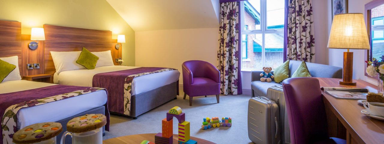 Family Room in Hotel Galway, Maldron