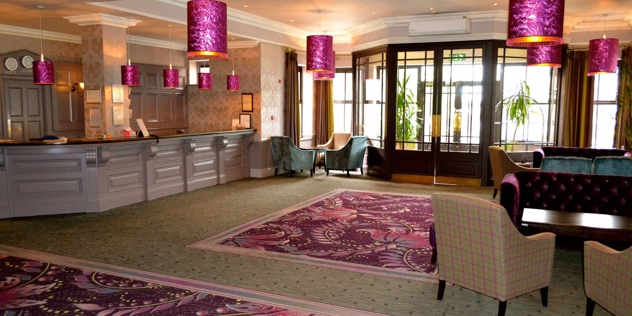 hotel lobby galway wg