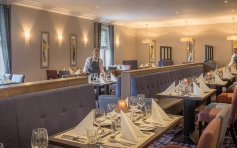 Restaurant in Galway Hotel, Oranmore