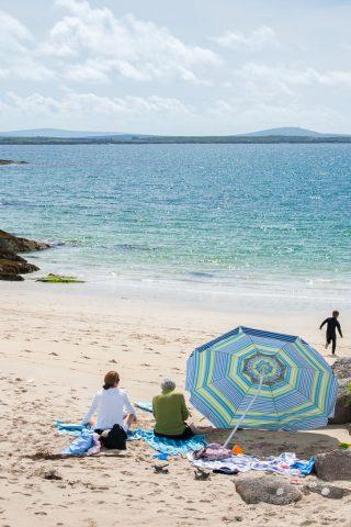 West of Ireland Beach
