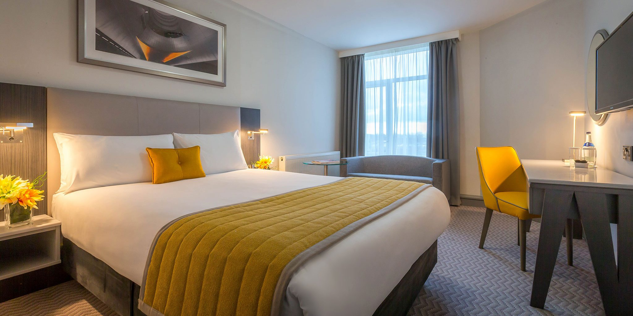 Maldron Hotel in Limerick Superior Double Room