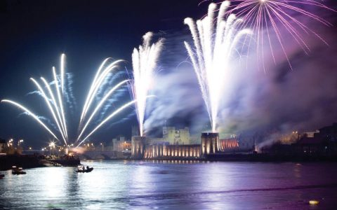 Whats on in Limerick - Sky Fest