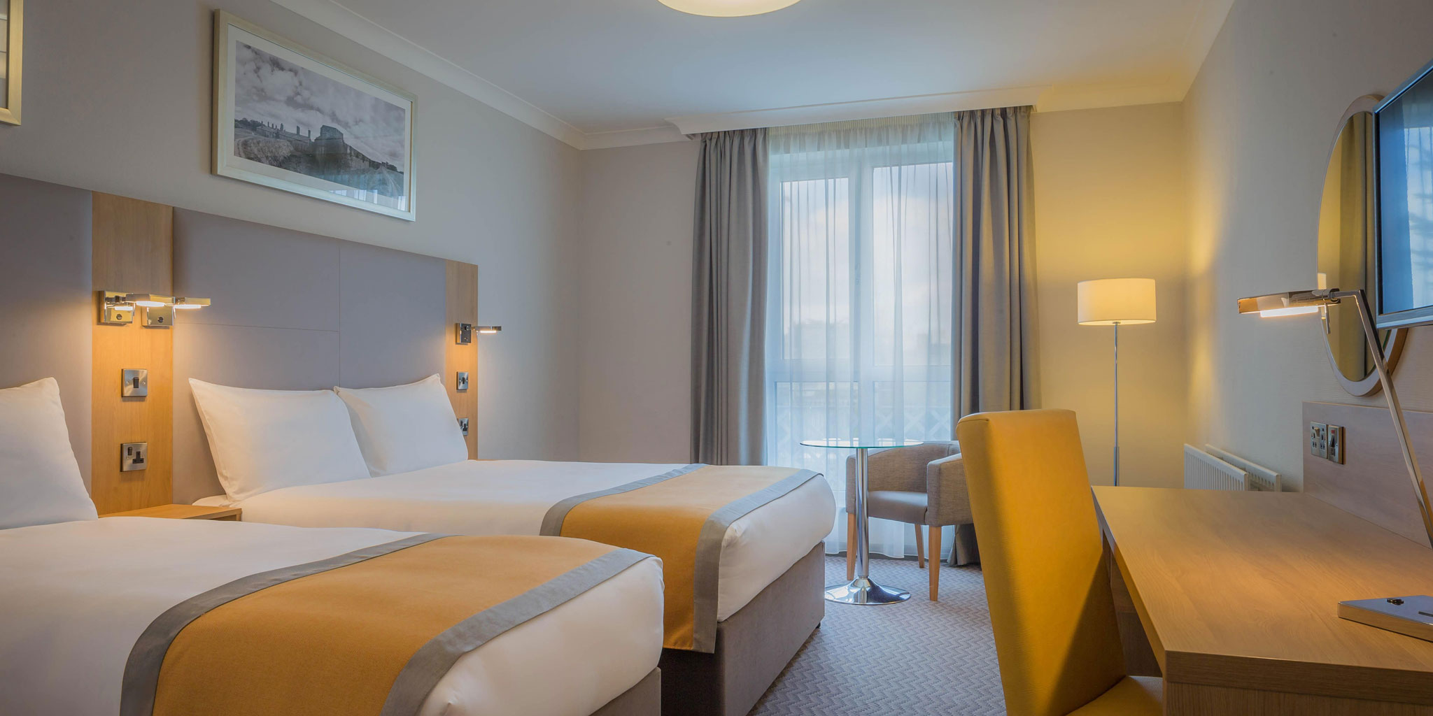 Triple room Maldron Hotel Limerick