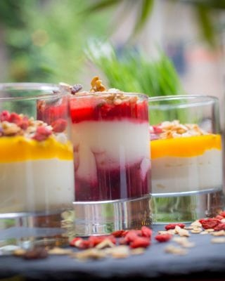 Yoghurt For Breakfast At Maldron Hotel Portlaoise