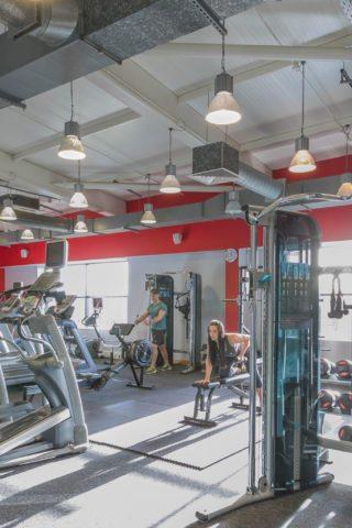Gym At Maldron Hotel Portlaoise