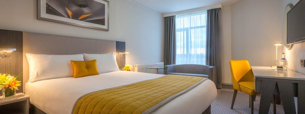 Superior Room At Maldron Hotel Portlaoise
