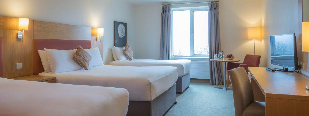 Maldron Hotel Portlaoise Family Room