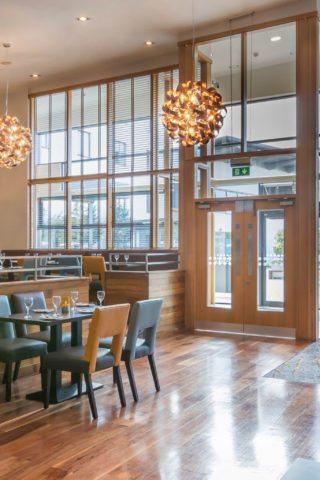 Maldron Hotel Portlaoise Dining