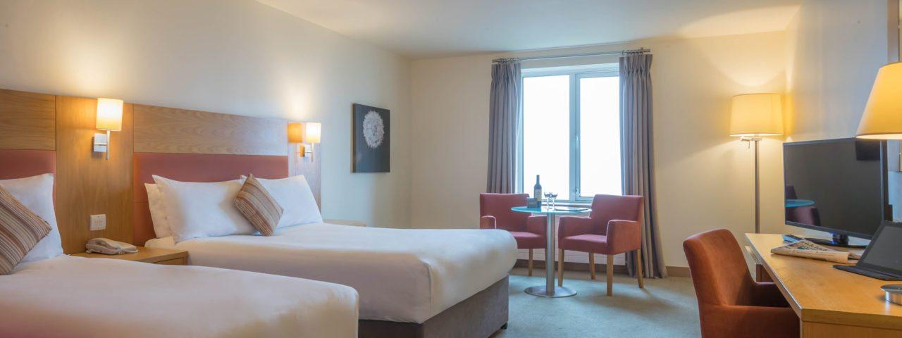 Maldron Hotel Portlaoise Standard Bedroom