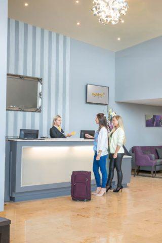 Maldron Hotel Portlaoise Lobby