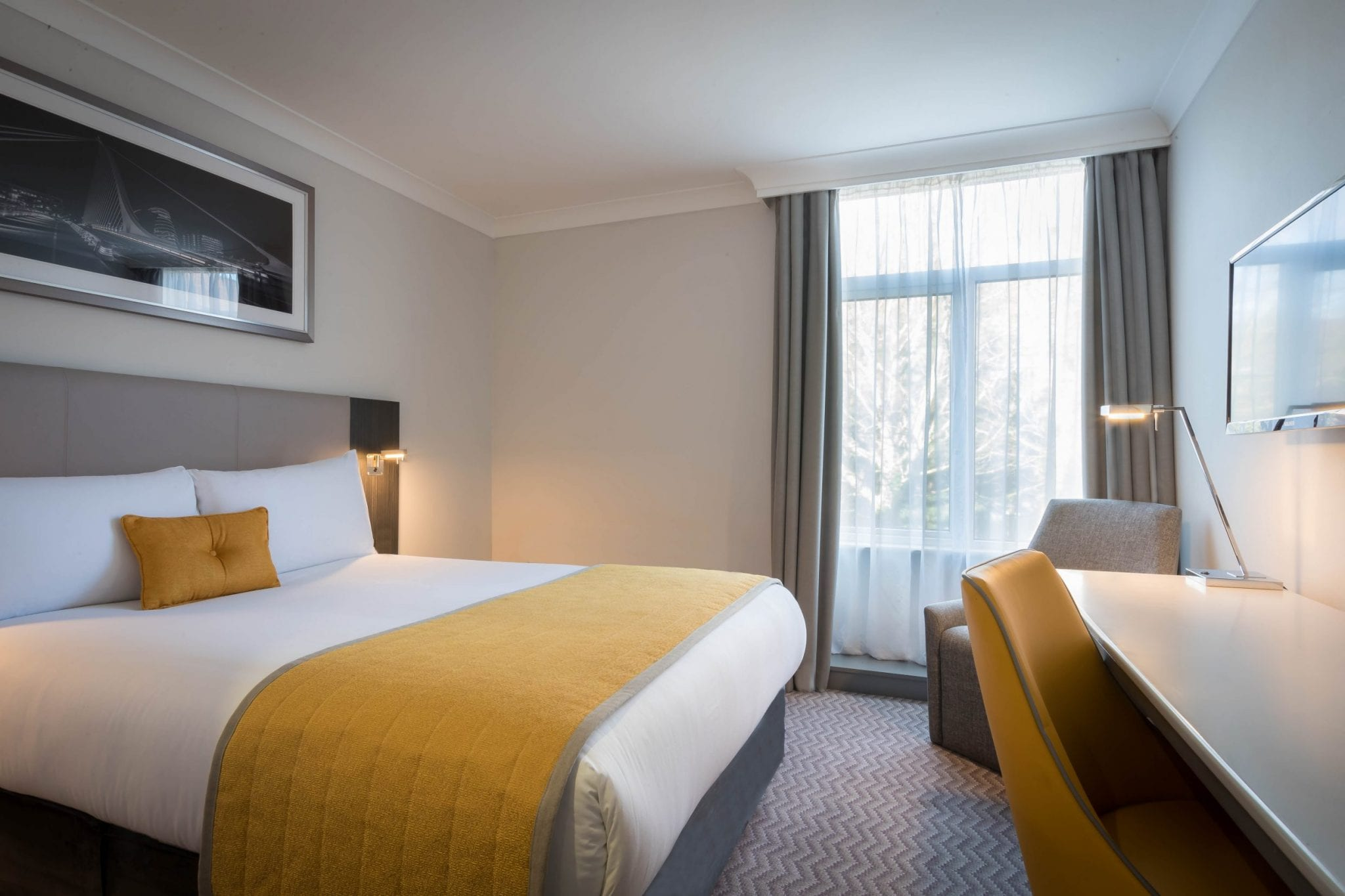 Maldron Hotels Superior Double Room