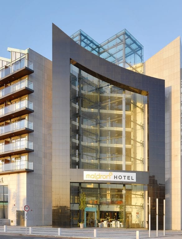The Newly Refurbished Maldron Hotel Tallaght