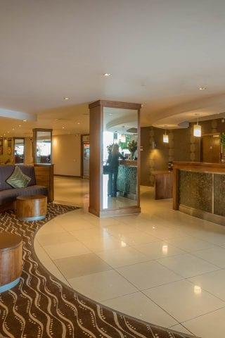 Tallaght Hotel Reception