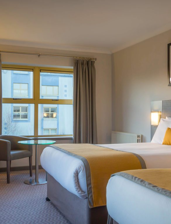 Stylish and contemporary modern hotel in Wexford