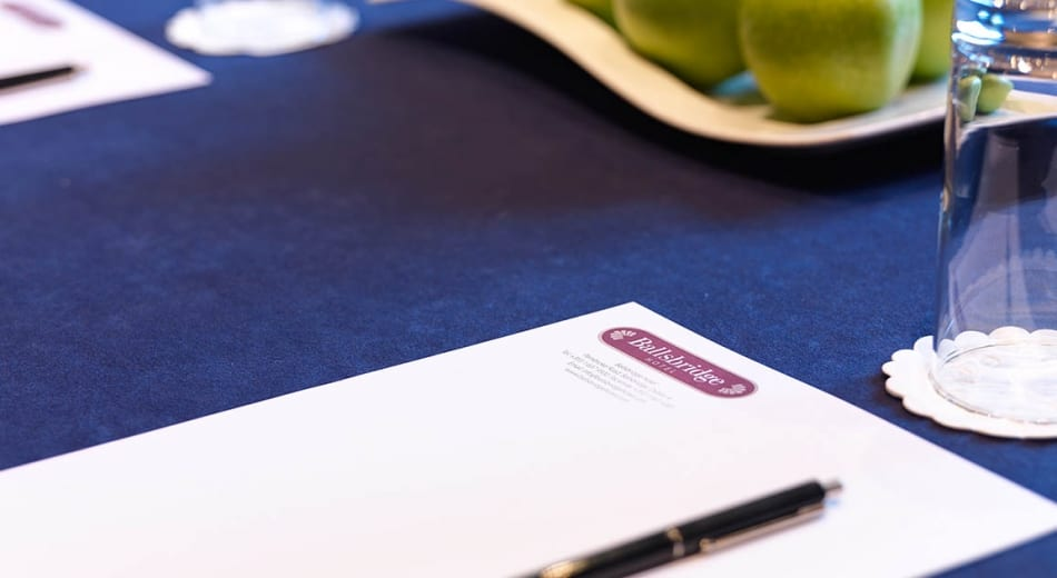 Ballsbridge-Hotel-delegate-stationary-and-place-setting