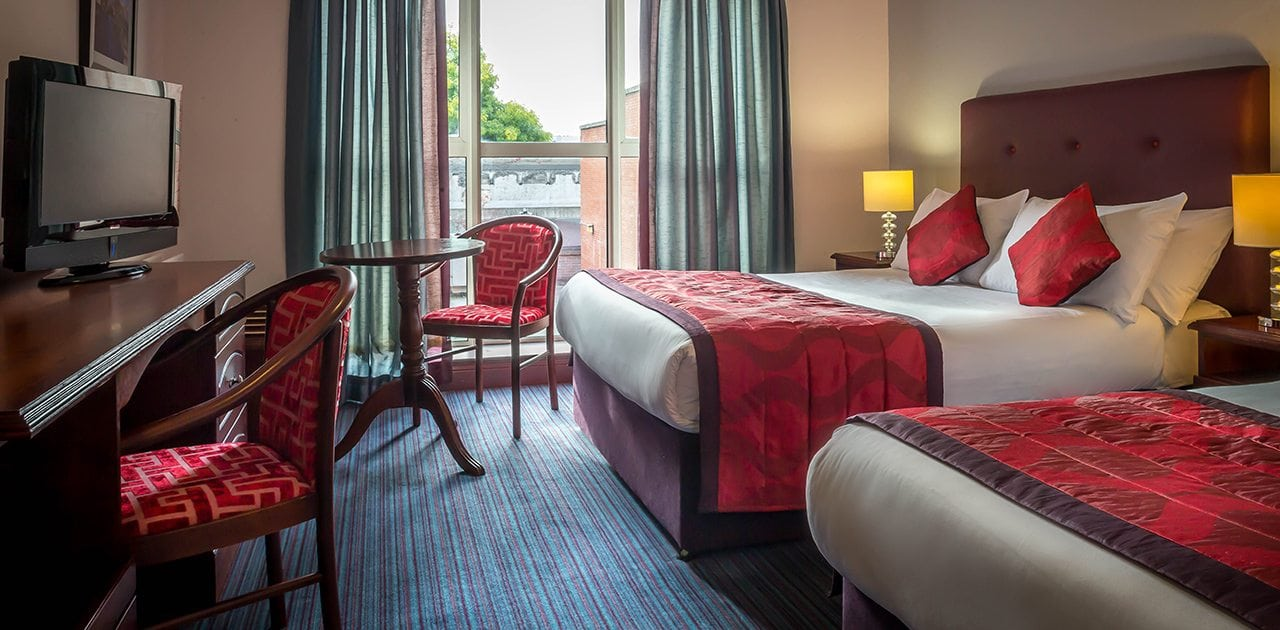 Belvedere-Hotel-Dublin-Twin-Room