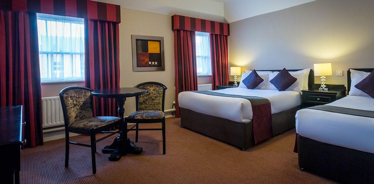 Belvedere-Hotel-Dublin-Twin-Rooms