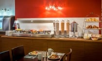 Belvedere-Hotel-Dublin-breakfast-buffet