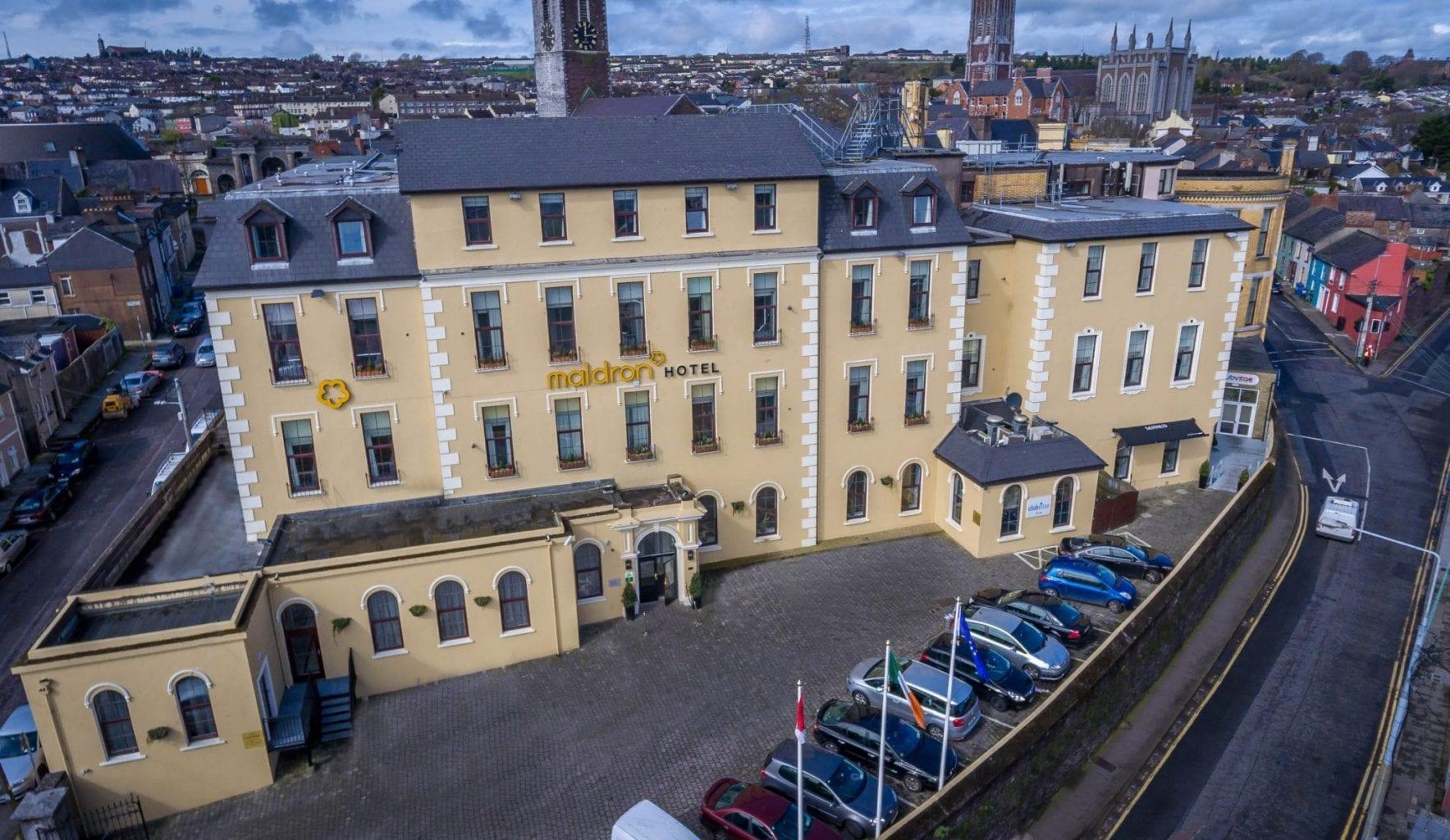 Maldron Hotel Cork (exterior)