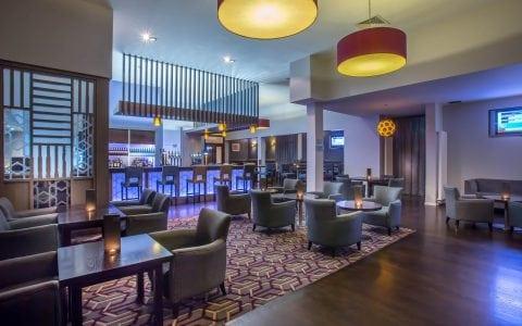 Maldron Hotel Dublin Airport Sky Bar