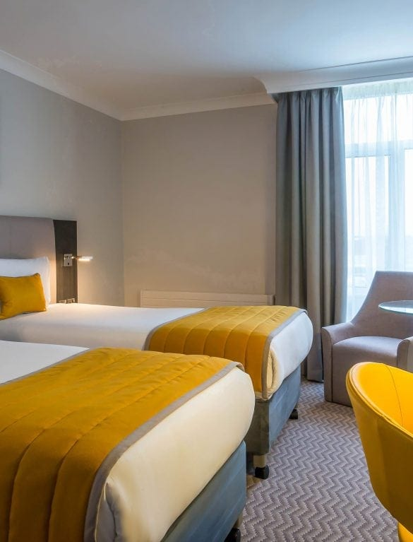 Maldron Hotel Dublin Airport Twin Room