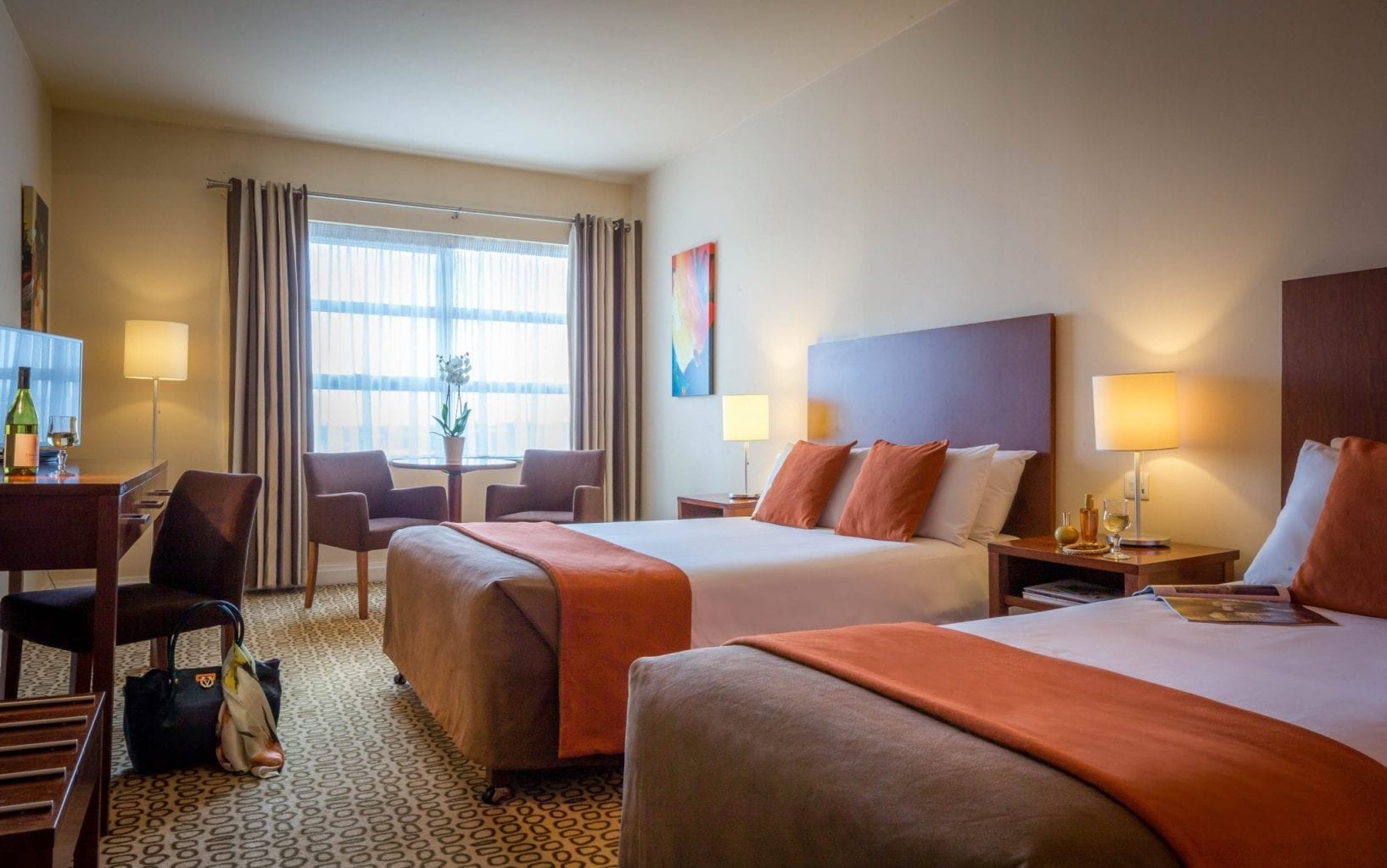 Maldron Hotel Limerick Double and Single Room