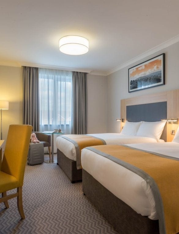 Maldron Hotel Newlands Cross Double Double Family Room