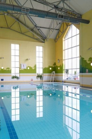 Maldron Hotel Oranmore Galway swimming pool
