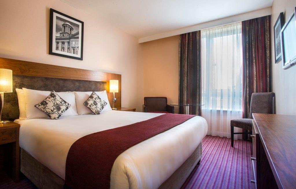 Maldron Hotel Parnell Square Dublin Double Room