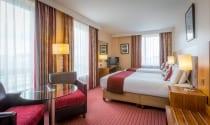 Maldron Hotel Parnell Square Dublin Family Room