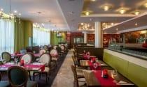 Maldron Hotel Parnell Square Dublin restaurant
