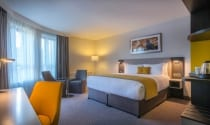Maldron Hotel Pearse Street Dublin Executive King Room