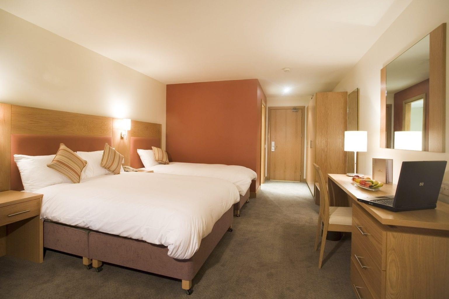 Maldron Hotel Portlaoise Double Single Room